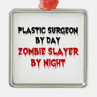 Asesino del zombi del cirujano plástico ornato