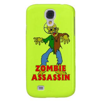Asesino del zombi funda para galaxy s4