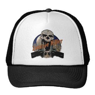 Asesino del zombi gorra