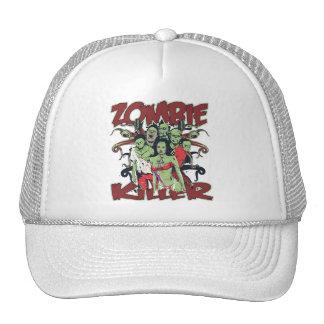 Asesino del zombi gorros