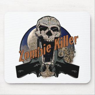 Asesino del zombi tapete de ratones