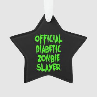 Asesino diabético oficial del zombi