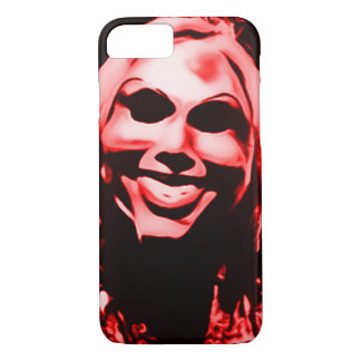Asesino en serie enmascarado espeluznante funda iPhone 7