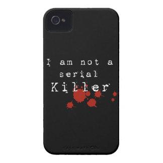 Asesino en serie funda para iPhone 4 de Case-Mate
