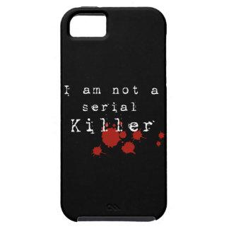 Asesino en serie funda para iPhone SE/5/5s