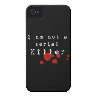 Asesino en serie iPhone 4 Case-Mate cobertura