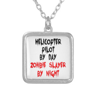 Asesino experimental del zombi del helicóptero joyería