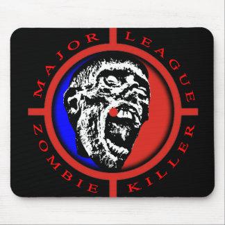 Asesino Mousepad del zombi de la primera división