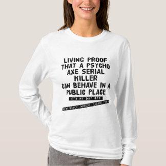 Asesino psico playera