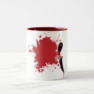 asesino tazas