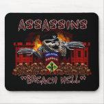 Asesinos 4BSTB/4IBCT/4ID Alfombrillas De Raton