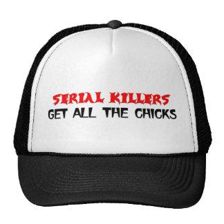 Asesinos en serie gorra