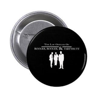 Asesorías jurídicas del Booger y de Fartybutt del  Pin