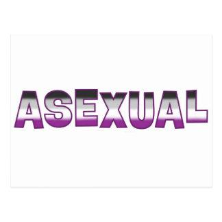 Aseuxal Pride Postcard