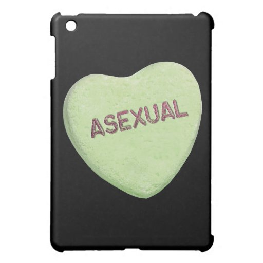 ASEXUAL CANDY -.png iPad Mini Covers