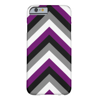 Asexual Chevron Barely There iPhone 6 Case