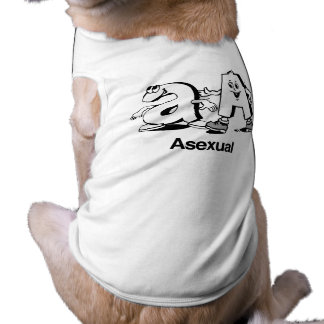 Asexual Doggie T Shirt
