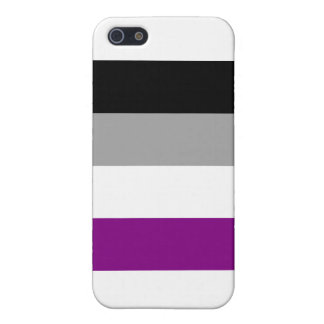 Asexual Flag Cell Phone Cover