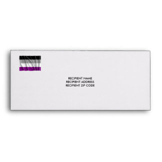 ASEXUAL FLAG FLYING -.png Envelope