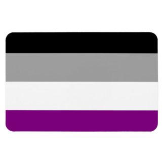 ASEXUAL FLAG ORIGINAL -.png Vinyl Magnet