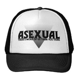Asexual: Hay más de nosotros que usted piensa Gorros