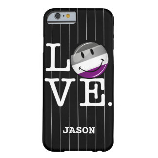 Asexual Love Pride Flag Barely There iPhone 6 Case