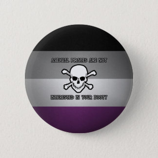 Asexual Pirates Button