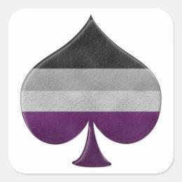 ace symbols stickers zazzle
