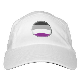Asexual Pride Flag Headsweats Hat