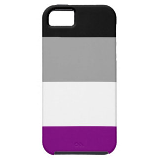 Asexual Pride Flag iPhone SE/5/5s Case