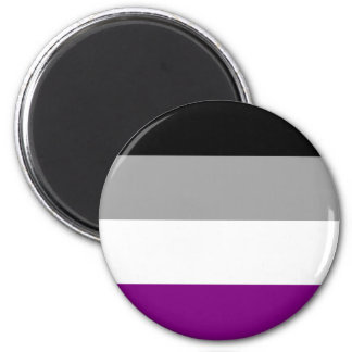 Asexual Pride Flag Magnet