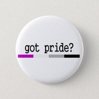 "Asexual Pride ""Got Pride?"" keychain Pinback Button"