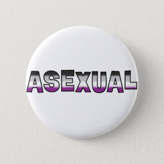 Asexual Pride Pinback Button