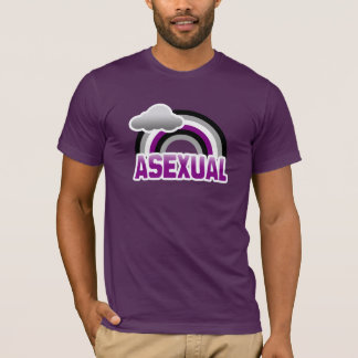 ASEXUAL RAINBOW T-Shirt