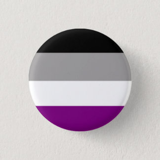 Asexuality Button