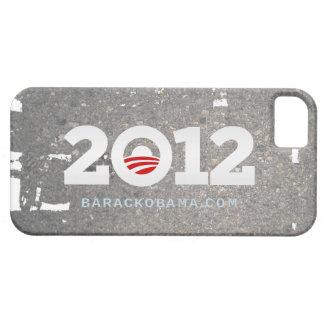 Asfalto 2012 del caso del iPhone de Obama iPhone 5 Case-Mate Cobertura