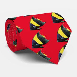 Asfur Angelfish Neck Tie