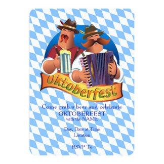 Asga las invitaciones de la cerveza de un fiesta invitación 12,7 x 17,8 cm