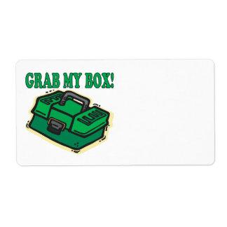 Asga mi caja etiquetas de envío