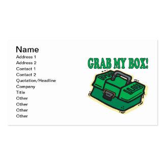 Asga mi caja tarjetas de visita