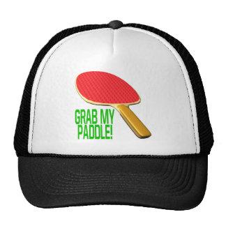 Asga mi paleta gorras