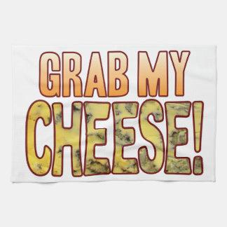 Asga mi queso verde toalla de cocina