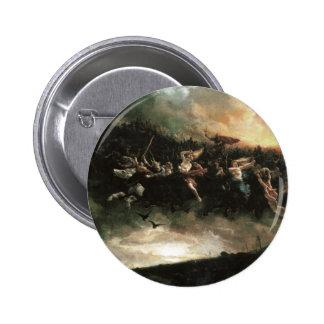 Asgardsreien Pinback Button