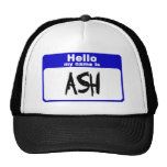 Ash3 Gorra