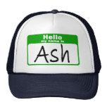 Ash4 Gorra