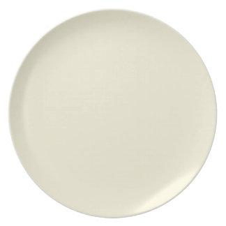 Ash Blond Plate