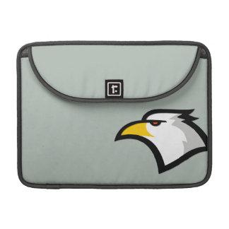 Ash Gray Bald Eagle Sleeve For MacBooks