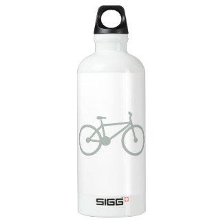 Ash Gray Bicycle SIGG Traveler 0.6L Water Bottle