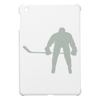 Ash Gray Hockey iPad Mini Case