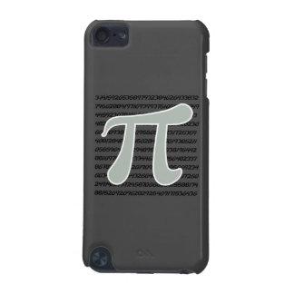Ash Gray Pi Symbol iPod Touch 5G Cover